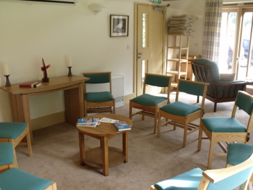 Broomhall meeting room